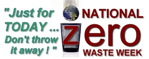 National zero waste week - what could you reuse?