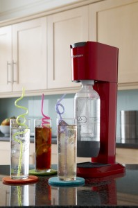 Win a SodaStream and reduce plastic packaging!