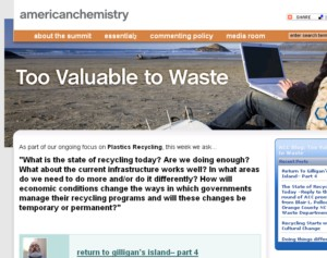 acc blog summit on recycling plastics