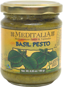 Pesto - use it up before it becomes food waste!