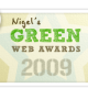 Nigel's Eco Store Green Web Awards – your chance to vote!