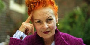 Vivienne Westwood shares her tip for reducing food packaging waste